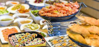 Vue seafood